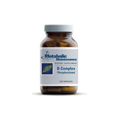 Metabolic Maintenance B-Complex - 100 Capsules
