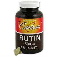 Carlson Labs - Rutin 500 mg. - 250 Tablets