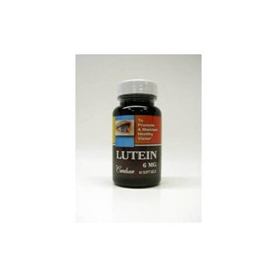 Carlson Labs - Lutein 6 mg. - 60 Softgels