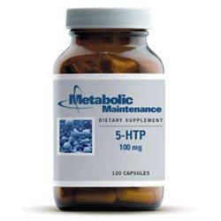 Metabolic Maintenance 5-HTP - 100 mg - 120 Capsules