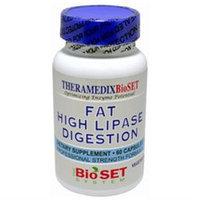 Theramedix - LPS Fat Digestion Formula - 60 Vegetarian Capsules