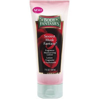 Sexiest Musk Fantasy by Parfums De Coeur for Women. Fragrance Moisturizing Lotion 7.0 Oz / 207 Ml