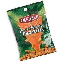 Emerald Nuts Honey Roasted Peanuts, 2.5-Ounce Bags (Pack of 12)