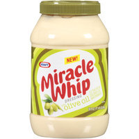 Kraft Foods Kraft Miracle Whip with Olive Oil Dressing 30 oz