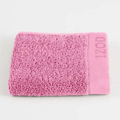 Izod Classic Egyptian Wash Cloth Color: Pink
