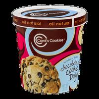 Carol's Cookies Scoop n' Bake Chocolate Chip Cookie Dough
