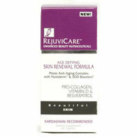 KARDASHIAN Windmill Health Products Rejuvicare Age Defying Skin Renewal Formula 60 Caplets