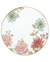 Marchesa By Lenox Marchesa by Lenox Dinnerware, Painted Camellia Dinner Plate