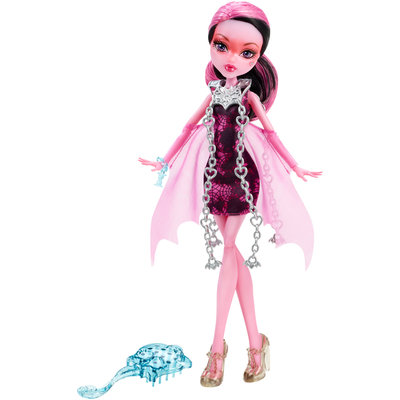 Recaro North Get Ghostly Draculaura® Doll
