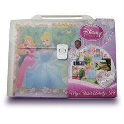 Sticker Activity Kit - Disney - Princess Pack Kids Games Toys Decals New dprkt1