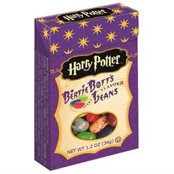 Harry Potter Bertie Bott's Every Flavour Jelly Beans 1.2 OZ (34g)