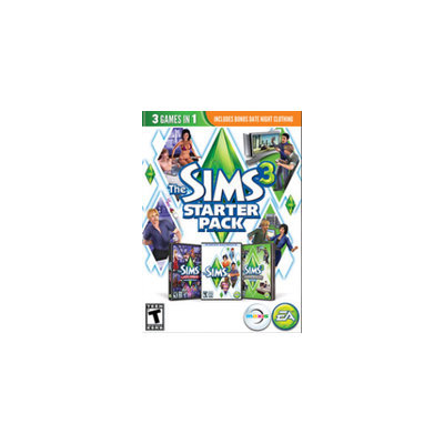 Electronic Arts The Sims 3 Starter Pack