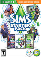 Electronic Arts The Sims 3 Starter Pack (Win/Mac)