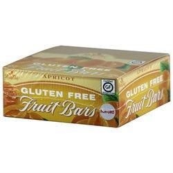Betty Lou's Gluten Free Fruit Bars Apricot - 12 Bars