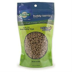 Premier Pet Products - Busy Buddy Berries Treats 5.5 Ounce