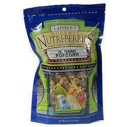 Lafeber Company Popcorn Nutrberries Parrots