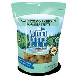 Tural Balance Pet Foods Natural Balance Limited Ingredient Treats - Duck & Potato Formula