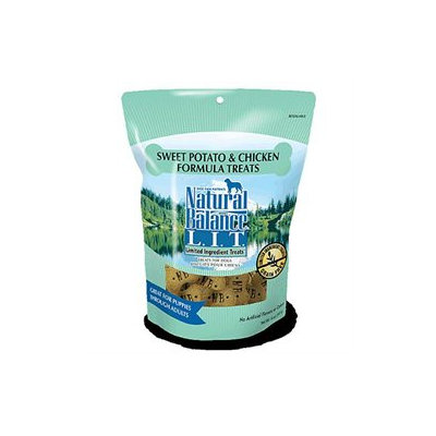 Tural Balance Pet Foods Natural Balance Limited Ingredient Treats - Chicken & Sweet Potato Formula