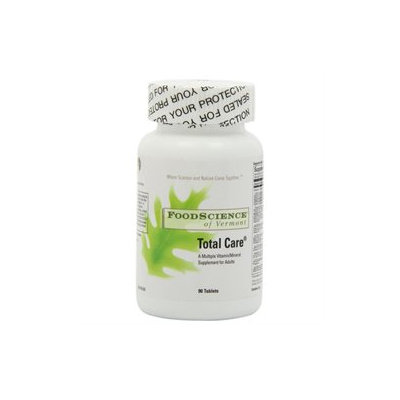 Food Science Labs Total Care by FoodScience of Vermont - 90 Tablets