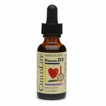 ChildLife Vitamin D3 Formula