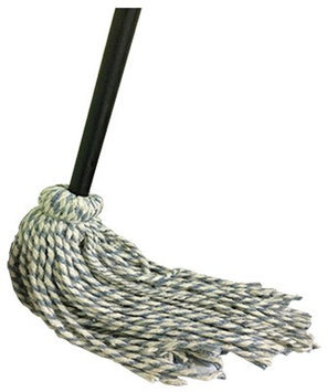 Number 12 Cotton 4 Ply Deck Mop 00502 by Abco