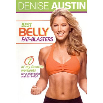 Lions Gate Entertainment Denise Austin: Best Belly Fat-Blasters DVD (2008)