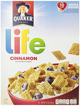 Quaker® Cereal Cinnamon