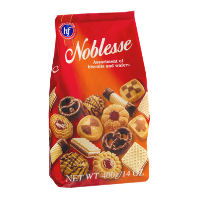 Noblesse Assortment Of Biscuits And Wafers