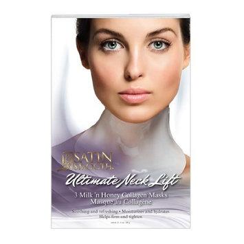 Satin Smooth MILK 'N HONEY Collagen Masks NECK LIFT