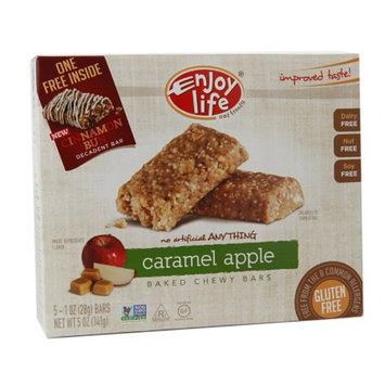 Enjoy Life Oven-Baked Chewy Bars Carmel Apple