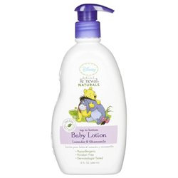 Disney Baby Daily Naturals Lotion, Lavender 15 oz.