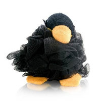 Spa Sister Bath Accessories Terry Scrubbies - Penguin