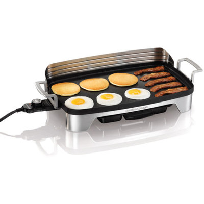 Hamilton Beach Premier Cookware Electric Griddle