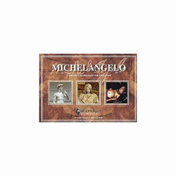 Bucephalus Games Michelangelo Ages 12 and up, 1 ea