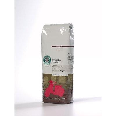 Starbucks Fair Trade CertifiedTM Italian Roast, Whole Bean Coffee (1lb)
