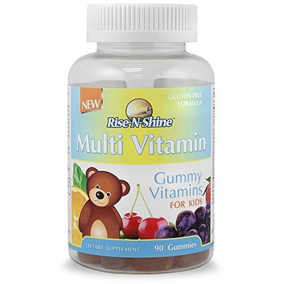 Rise-n-shine Kids Gummie Bears MultiVitamins