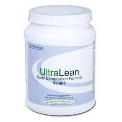 Biogenesis UltraLean Body Composition Formula- Vanilla 21.7 oz