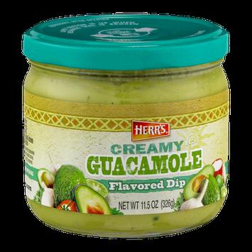Herr's Flavored Dip Creamy Guacamole