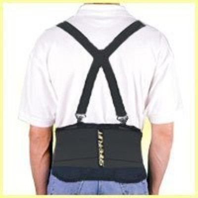 Fla Orthopedics Customfit Occupational Back Support
