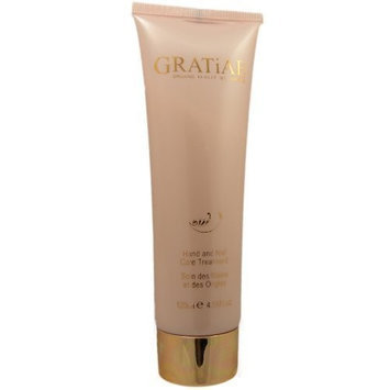 Gratiae Organicss Hand and Nail Care Treatment, 4.08 Ounce