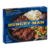 Hungry-Man Boneless Pork Rib