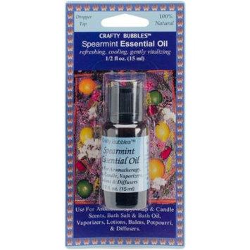 Bolek's Essential Oil .5Oz-Spearmint