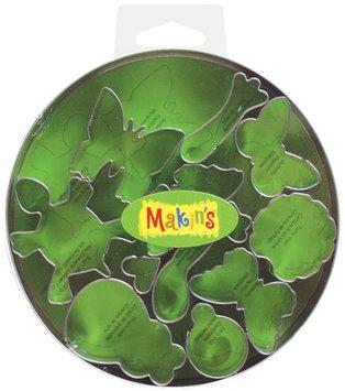 Makin's Clay Cutters 11/Pkg-Bugs