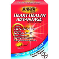 Bayer Heart Health Advantage, 80 Caplets