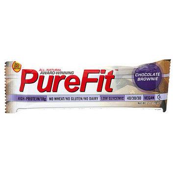 PureFit Chocolate Brownie Nutrition Bars