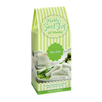 Maddy's Sweet Shop Lil' Maddies Key Lime Gourmet Shortbread Cookies
