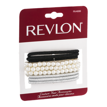 Revlon Coutoure Hair Accessories Elastics