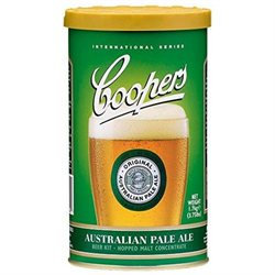 Coopers DIY 11-00905-00 Australian Pale Ale Hopped Malt Refill