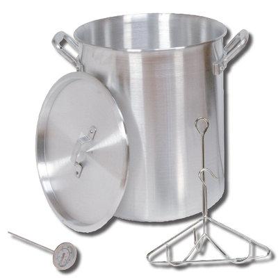 King Kooker Aluminum Turkey Pot, 30 qt.