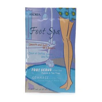 Andrea Foot Spa Foot Scrub A Dub Dub